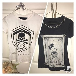 🔥HOT 1 HOUR SALE🔥 Philipp Plein t-shirts